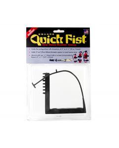 SQUARE QUICK FIST clamp - Item #25010